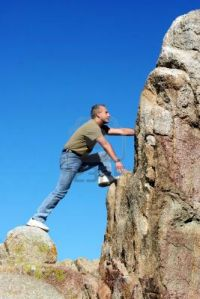 Overcoming Challenges by Enjoying the Cllimb !