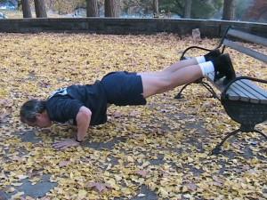 Park Workouts ~ Rock !!
