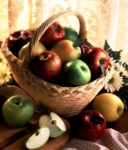 Yummy Healthy Apples !